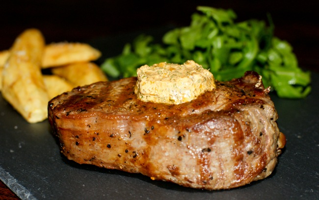 Cafe de Paris Butter with Steak-6