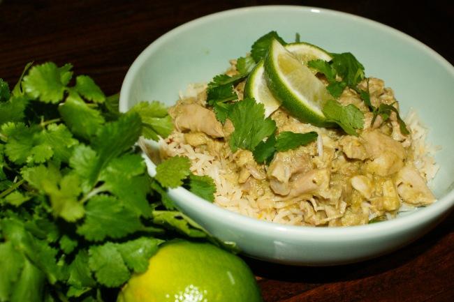Lime, Lemongrass & Chilli Chicken-5