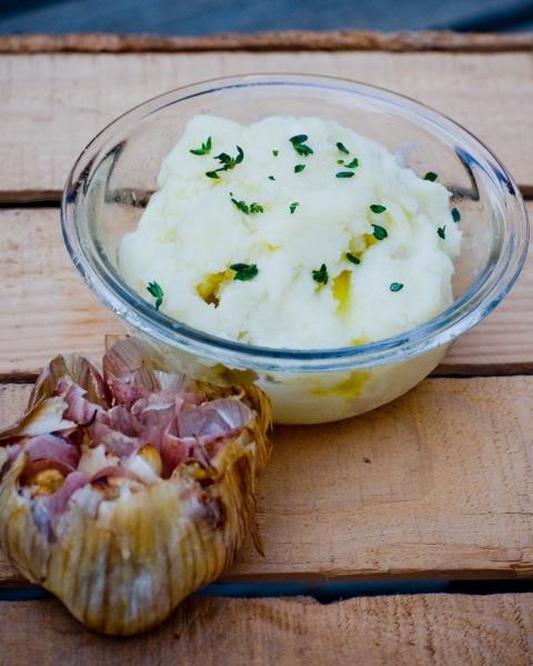Coq Au Vin with Roasted Garlic & Olive Oil Mash-1-3
