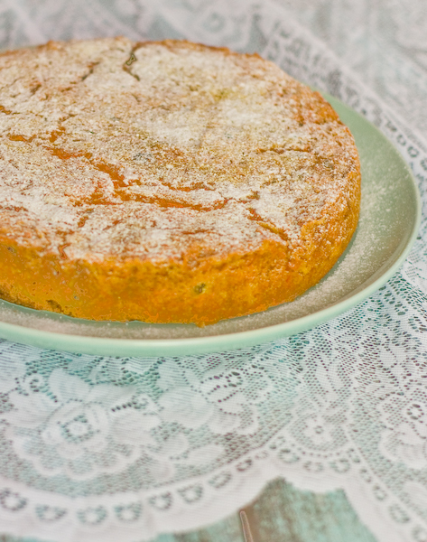Carrot, Apple & Orange Cake-5-5
