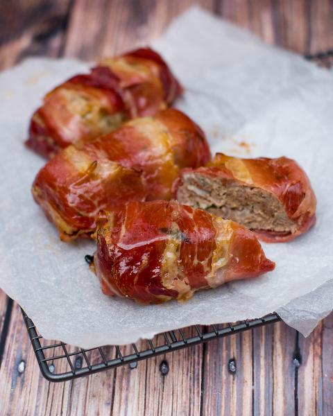 Maple Glazed Chorizo Meatloaf-9