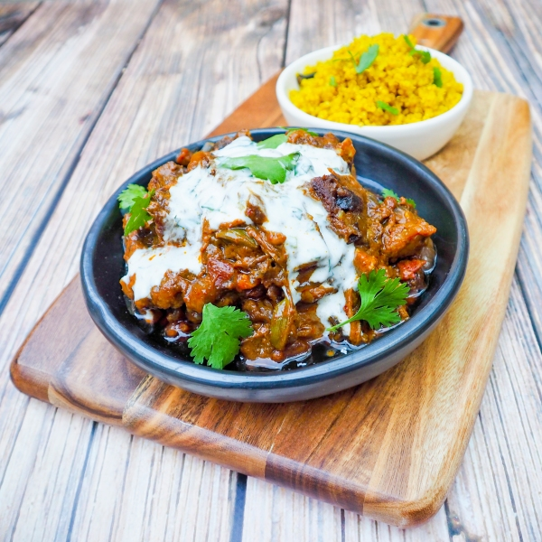Slow Cooked Rogan Josh Lamb Curry